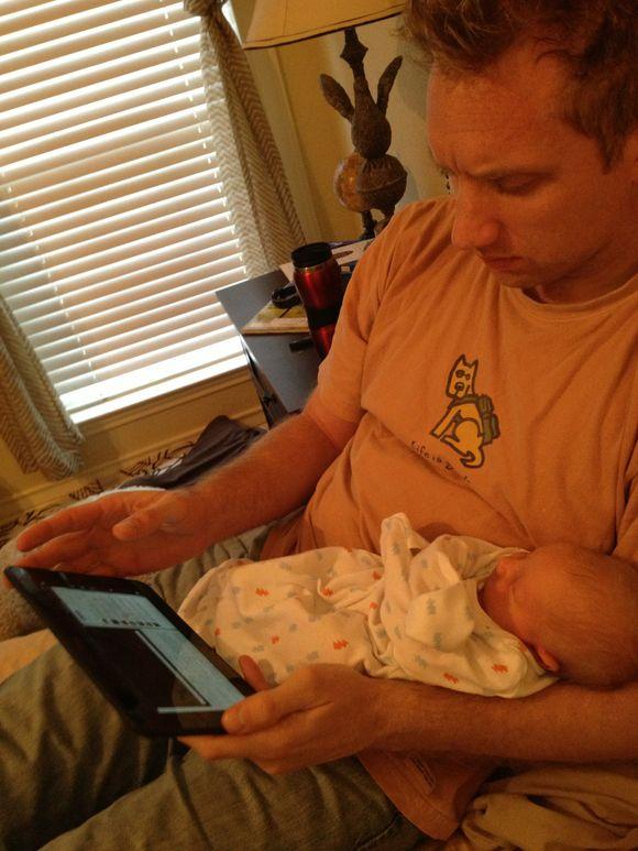 A Baby Story: Clarke Edward Stamper